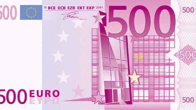 Bonus scuola 500 euro