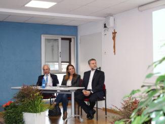 scuola formazione professionale schio presentati i lavori di ampliamento alle aziende