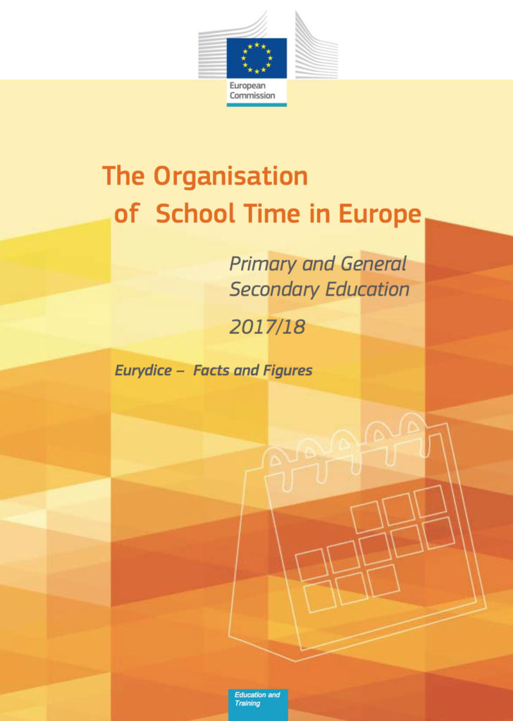 the-organisation-of-school-time-in-europe