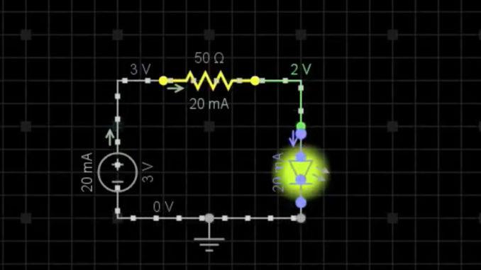 CNOSFAP veneto app per simulare circuiti elettrici