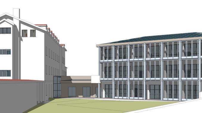CNOSFAP veneto evento per inaugurazione nuovo edificio don bosco schio