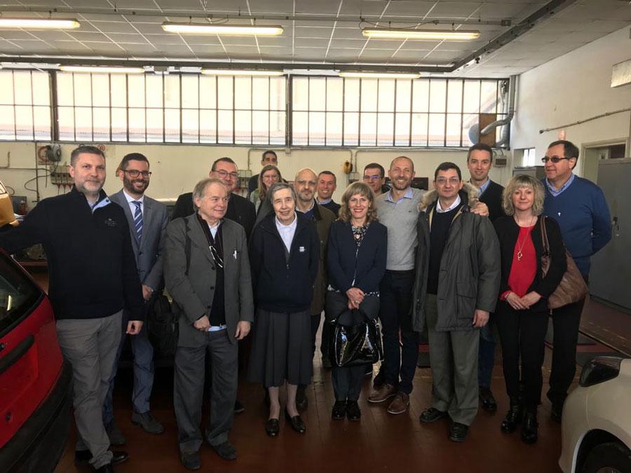 CNOSFAP-veneto-visita-consiglio-direttivo-fondazione-monte-grappa-gruppo