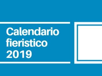 CNOS-FAP Veneto calendario fieristico 2019