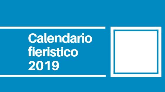 Calendario Veneto.Calendario Fieristico 2019 Regione Veneto Federazione Cnos
