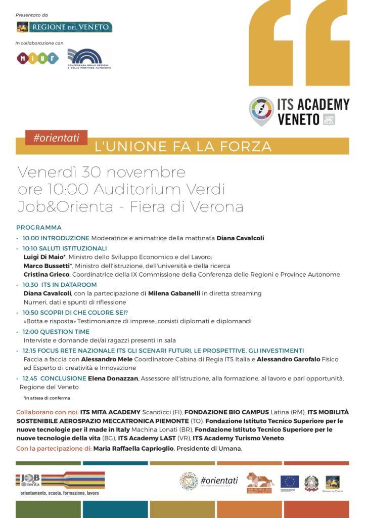 Programma convegno ITS 30_11_2018