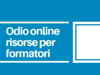 CNOS-FAP Veneto Odio online risorse per gli educatori e i formatori