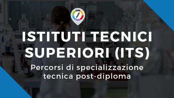 CNOSFAP Veneto istituti tecnici superiori ITS