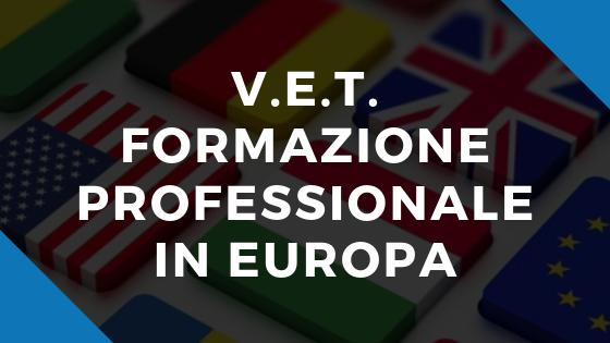 CNOS FAP Veneto - VET formazione professionale in europa