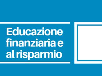 Scuola piano di educazione finanziaria e al risparmio