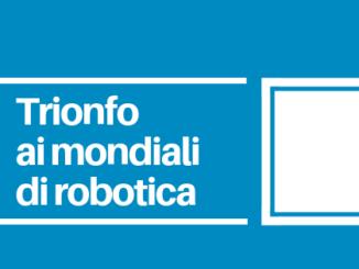 CNOSFAP veneto vincitori mondiali robotica 2019 - copertina