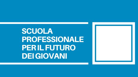La Scuola Professionale prepara i giovani al mondo del lavoro, ma da loro anche la possibilità di proseguire gli studi approfondendo quanto appreso.
