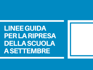 Le lezioni inizieranno il 14 settembre tenendo conto di tutte le inidcazioni necessarie per garantire la sicurezza degli studenti e dei formatori.