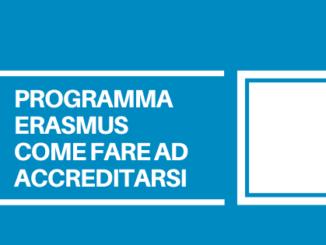 Una brochure disponibile in molteplici lingue che aiuta le organizzazioni ad accreditarsi Erasmus secondo le linee guida europee.