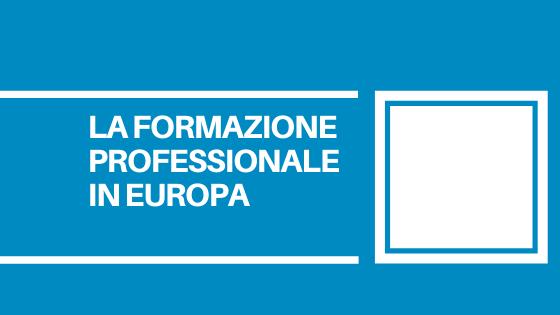 La scelta di un percorso di formazione professionale porta ad acquisire competenze da spendere in modo efficace nel mercato del lavoro.