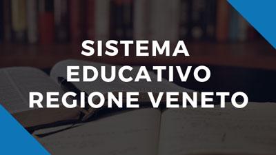 Sistema educativo regione veneto