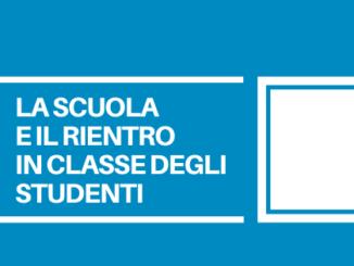 Secondo il portavoce Arturo Lorenzoni è necessario quanto prima far rientrare in classe, in presenza, gli studenti delle superiori.