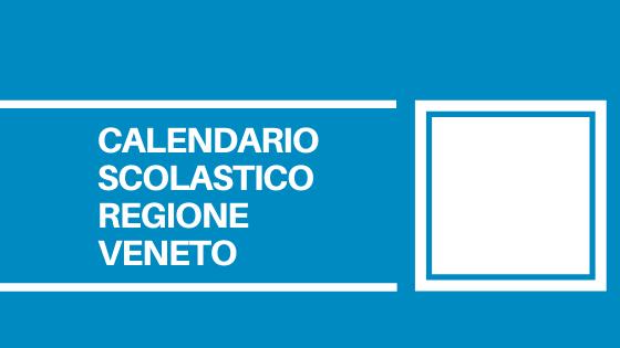 La Regione del Veneto ha uniformato le date a quelle definite con la DGR n. 764 del 15/06/2021 per le scuole del primo ciclo di istruzione.