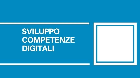 Strategico poter accedere a percorsi di sviluppo delle competenze digitali, messi a disposizione degli adulti per tutta la loro vita.